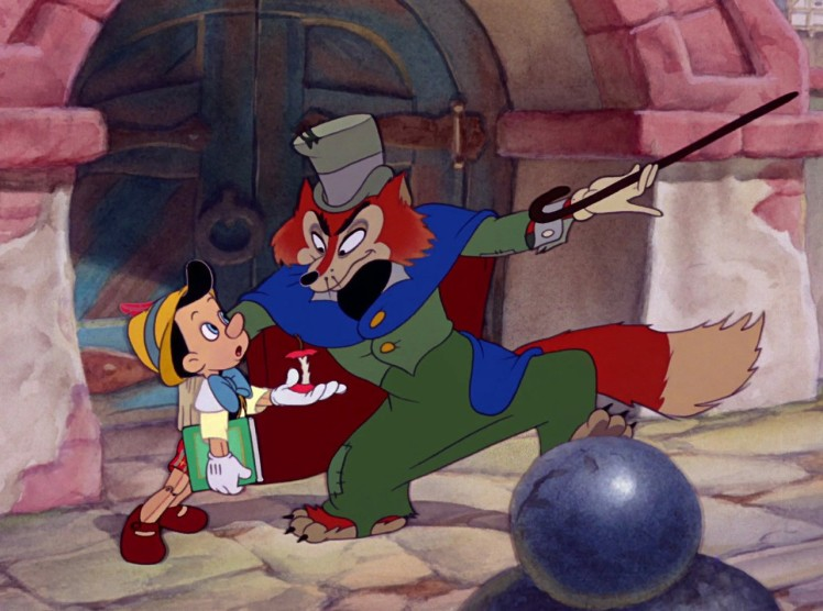 Pinocchio tricked